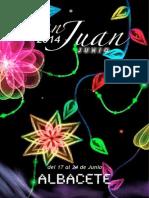 San Juan 2014 Programa