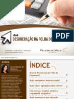 E-book - Desoneração Da Folha de Pagamento