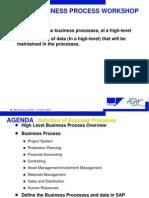 Business Process Workshop