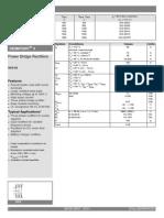 Semikron Datasheet Skd 82 07913100