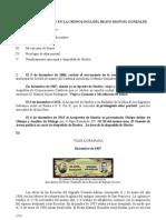 Cronología diciembre Beato Manuel González
