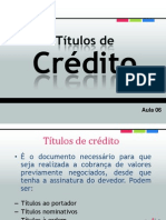 Documentos Comerciais