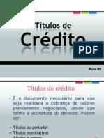 Documentos Comerciais
