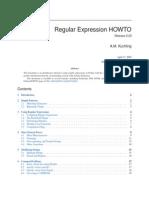 Manuale sulle espressioni regolari