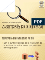 Auditoria de BD (1)