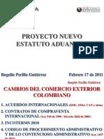 Ciamsa - Proyecto Estatuto