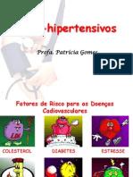 8 Aula Anti Hipertensivos
