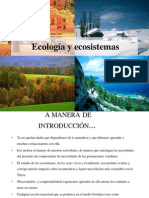 ecosistemas 2008