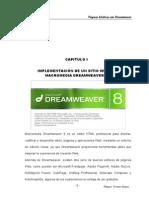 Manual Dreamweaver 8 WVICER