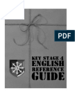 Guide to English Class