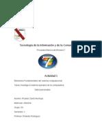 Tecnología de La Información y de La Comunicación 2