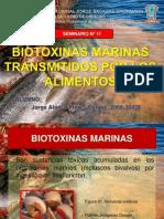 Biotoxinas Marinas Transmitidos Por Alimentos