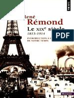 René Rémond - O Século XIX