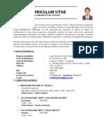 Curriculum Vitae - Documentado