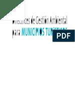 Desarrollo Del Concepto Ambiental en El Municipio