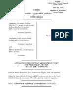 10th U.S. Circuit Court ruling on Felders v. Bairett