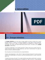 UD6. Energías renovables