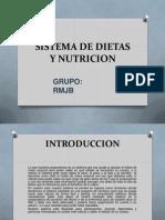 Sistema de Dietas y Nutricion