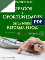 Riesgos y Oportunidades de La Nueva Reforma Fiscal