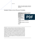 Estudio Clínico de Las Psicosis Cicl o i d e s