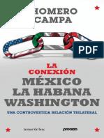 La Conexión México La Habana Washington - Homero Campa_Animal Polótico