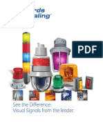 Visual Signal Brochure