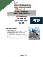 1 Clase Quimica Analitica Aspectos Generales