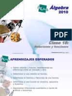 Clase 18 Álgebra 2010 (PPTminimizer)