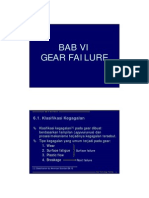 Chapter 6_Gear Failure