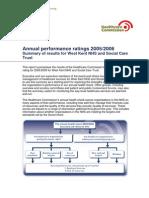 RXJ AHC Trust Summary 200506