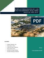 Problemática Minera (Informe Final)