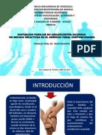 Modelo de Presentar Los Trabajos de Postgrado