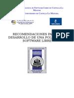 Guia Bilib Politica Software Libre