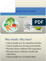 Assessing Your Health