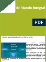 Cuadro de Marco Integral