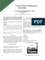 TermoEsmeraldas Informe IEEE