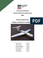 UAV Plane Project