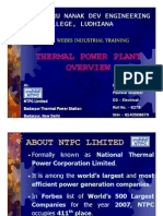 NTPC Training Presentation