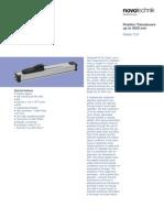 Linear Transducers