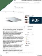 Olhar Digital 5 Dicas de Segurança Para Quem Usa Mac