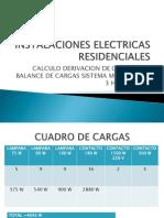 Exposicion Instalaciones Electricas Residenciales