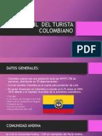 Perfil Del Turista Colombiano
