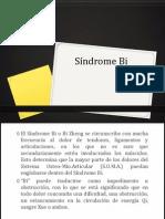 Acupuntura Simdrome Bi
