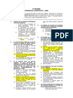2-_ Prueba de Procesos Cognitivos I - 2009 (Con Respuestas)(1)