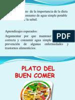 El Plato Del Buen Comer Ciencias 1