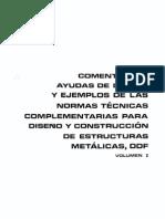 COMENTARIO A LAS NTC 1993