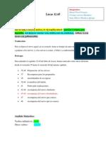 Luc. 12, Terrel, Carrera, Mendoza