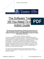Software Tester Elite 2nd Edition