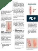 B Bartholins Abscess - Word Catheter