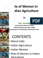 Role of Women in Indian Agriculture Mail Copy